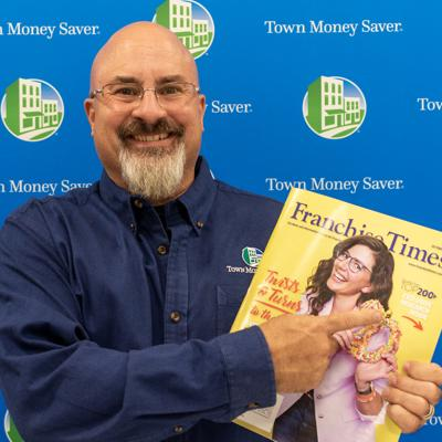 Franchise Times recognizes Town Money Saver in Lucas