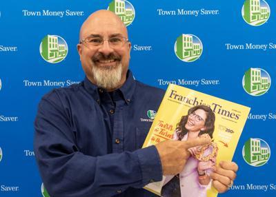 Town Money Saver President Bill Zirzow.