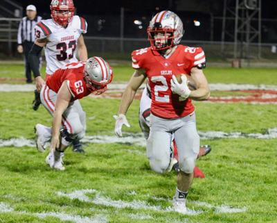Shelby, Ontario, Clear Fork bolster Division IV All-Ohio football team