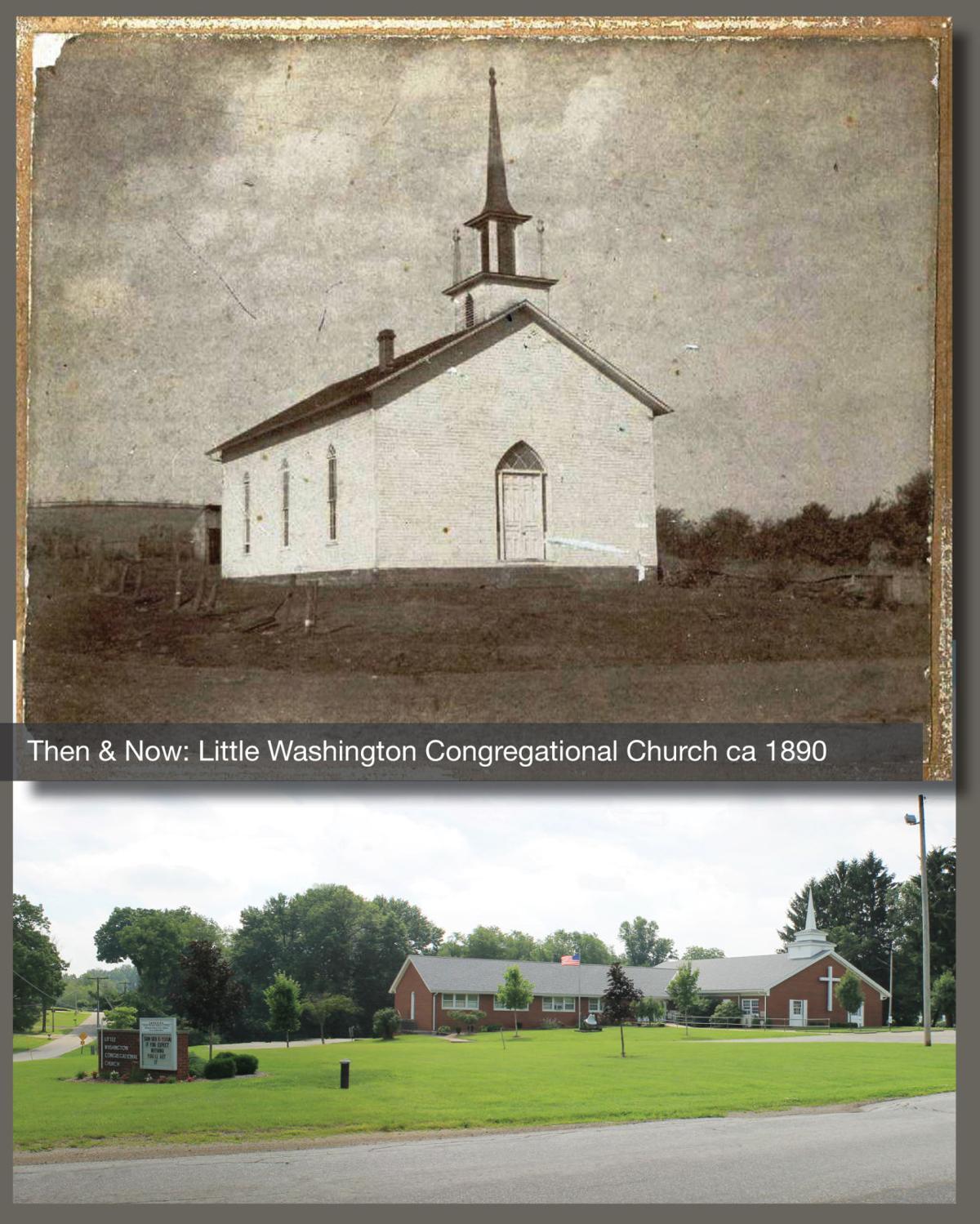 Then & Now: Little Washington