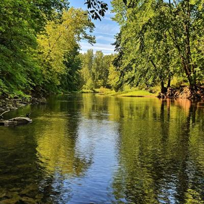 Kokosing Lake Wildlife Area offers multiple outdoor opportunities