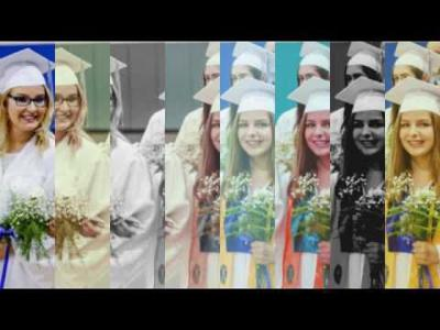 VIDEO St. Peter's High School 2017 Graduation