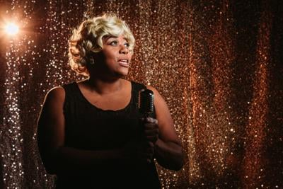 At Last: An Evening with Etta James