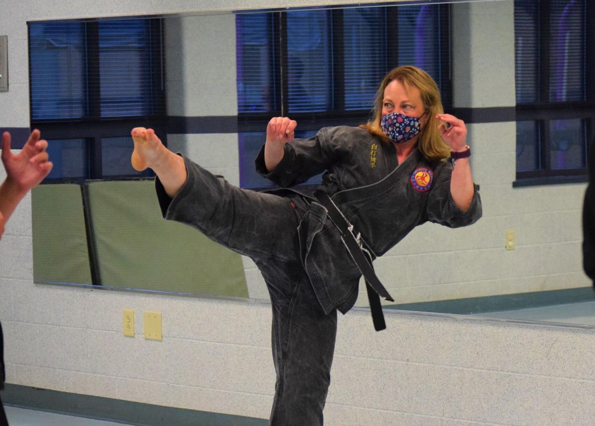 Reneta Music karate