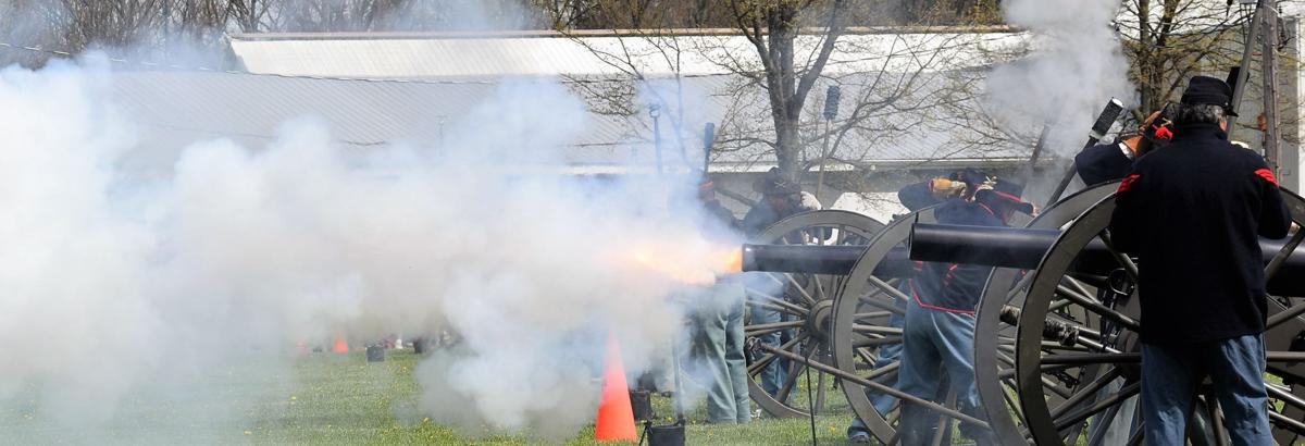 Ohio Civil War Show this weekend at Richland County