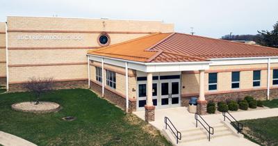 Bucyrus Middle School building