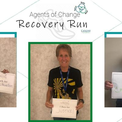Run or walk for life part of events for September Recovery Month