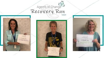 Catalyst Life Services Recovery Run