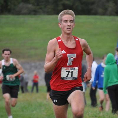 Running down a dream: Caputo, Freddies set to chase history at state XC meet