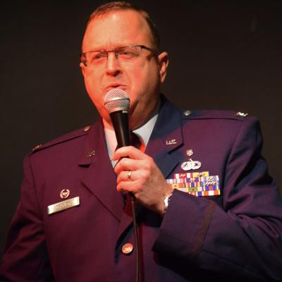 Veterans Day speaker in Mansfield: 'We're all brothers and sisters ...'