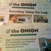 The Onion took a swipe at Loudonville in 2007 -- or did it?