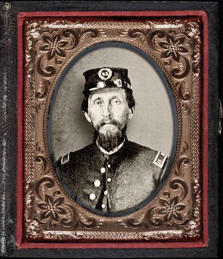 Col. Roeliff Brinkerhoff