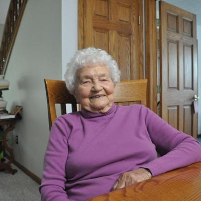 Miss Mabel's Miracle: Knox County woman turns 105