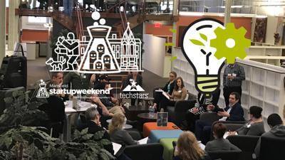Startup Weekend and Richland Idea Audition collaborate