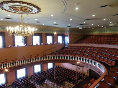 Woodward Opera House Dress Circle