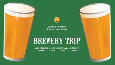 The Phoneix part of Mid-Ohio craft brewing tour on March 14