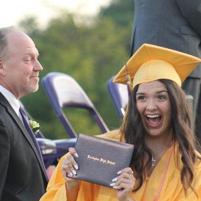 GALLERY: Lexington High School graduation, part one