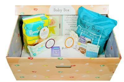 Ohio Baby Boxes