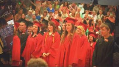 Crestview Graduation 2016