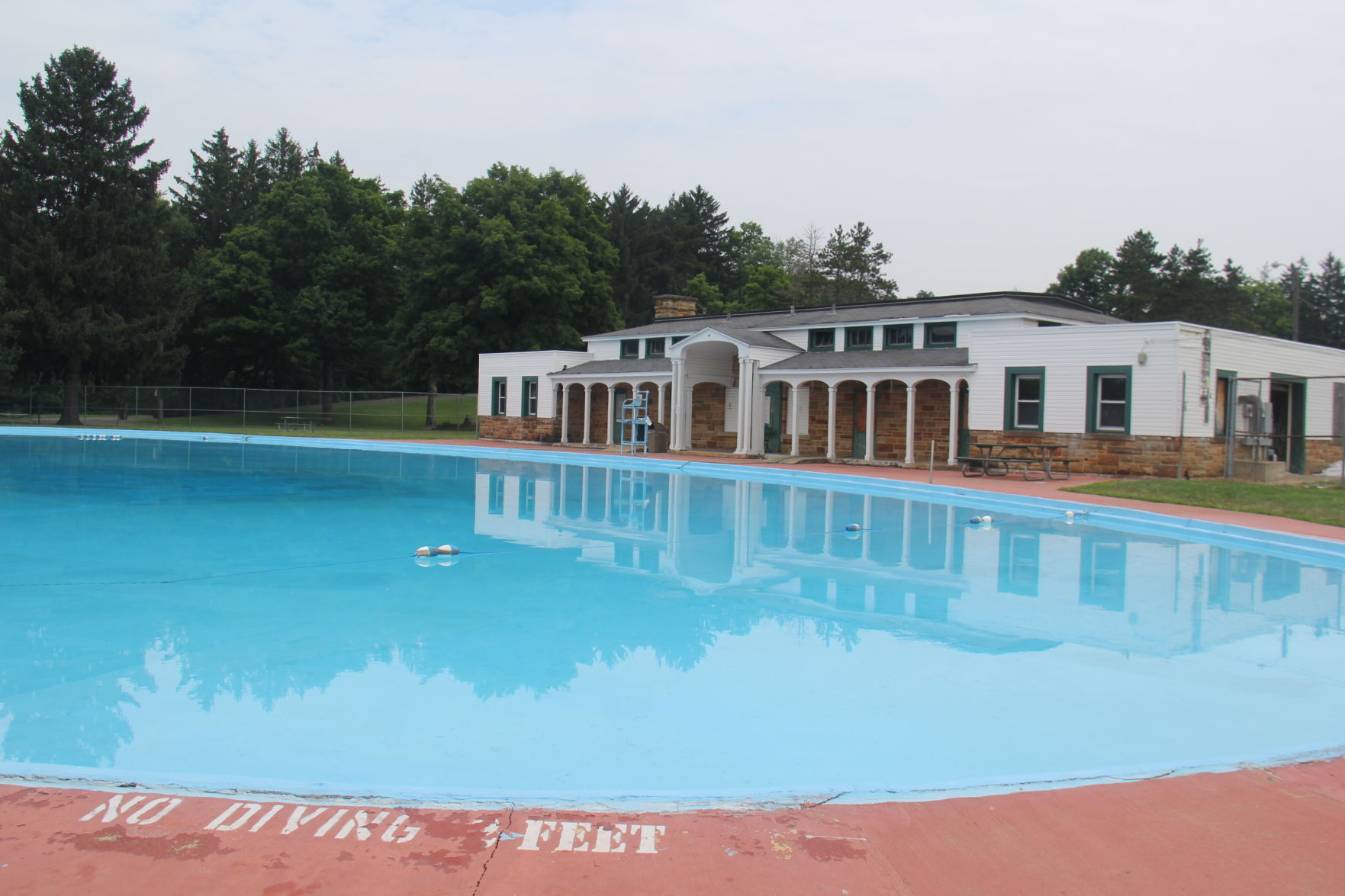 Liberty Park pool in Mansfield to be open free of charge Saturday due to heat