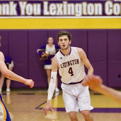 Lexington's new-look backcourt finding its stride