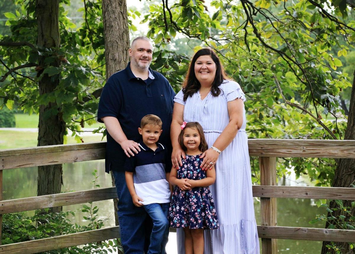 Kara and family