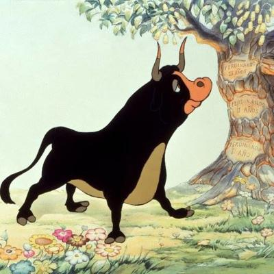 Ferdinand the Bull had its illustrative roots tied to Louis Bromfield