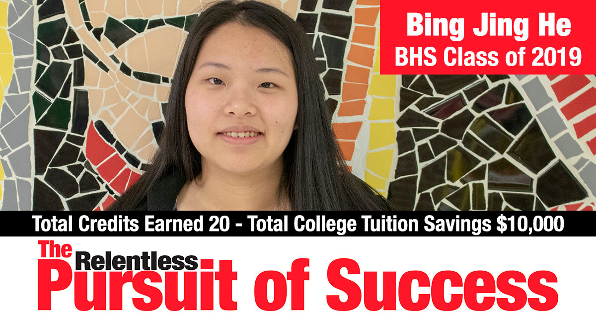 College Credit Plus program prepares Bucyrus senior for college