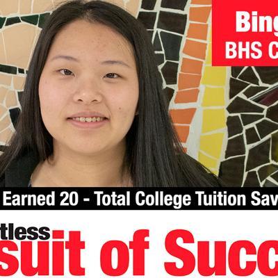 College Credit Plus program prepares Bucyrus senior for college