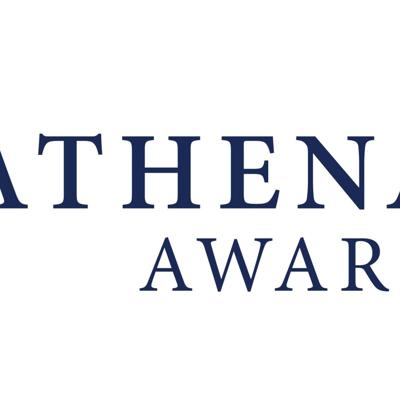 Three finalists announced for 2020 Athena award