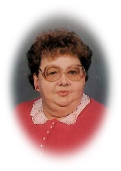 Barbara May Potts