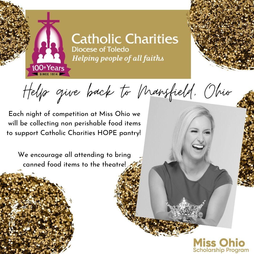 Catholic charities fundraiser