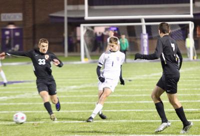 GALLERY: Lexington vs. Warren Howland Boys Soccer