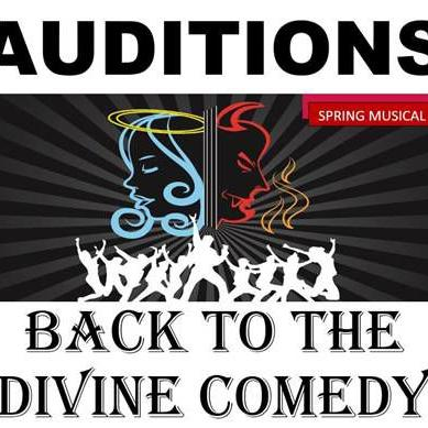 Auditions set for Jan. 14-15 in OSU-M production of Back to the Divine Comedy