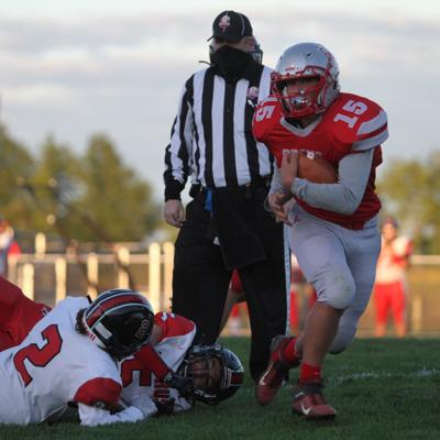 Buckeye Central earns first win in Homecoming triumph over Bucyrus