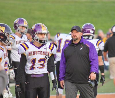 Gerhardt glad to be back on football sidelines at Lexington