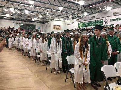 Clear Fork drive-in graduation ceremony set for May 31