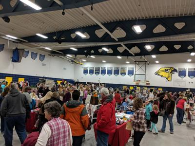 Hillsdale craft show puts community talent on display