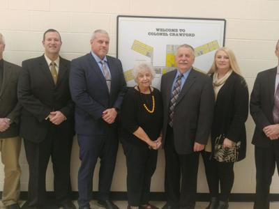 Colonel Crawford School Board elects president, vice president