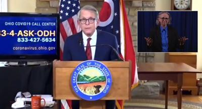 DeWine vetoes bill that would curb health department powers during pandemic