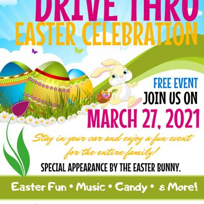 Hey Peter Cottontail! Community partners sought for citywide Drive-Thru Easter Celebration