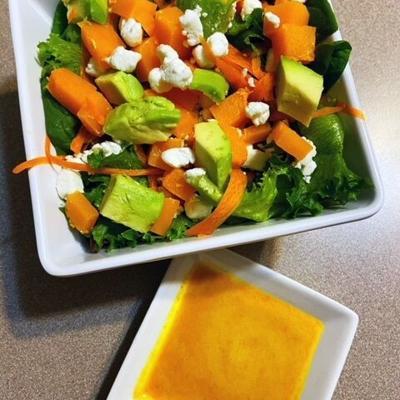 Autumn harvest salad recipes can help reduce stress