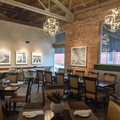GALLERY: Hudson & Essex dining room