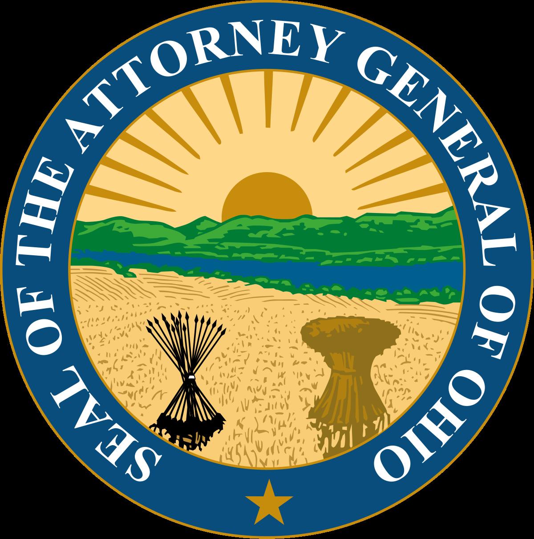 Ohio Attorney General's Office logo