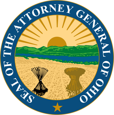 Ohio Attorney General's Office logo