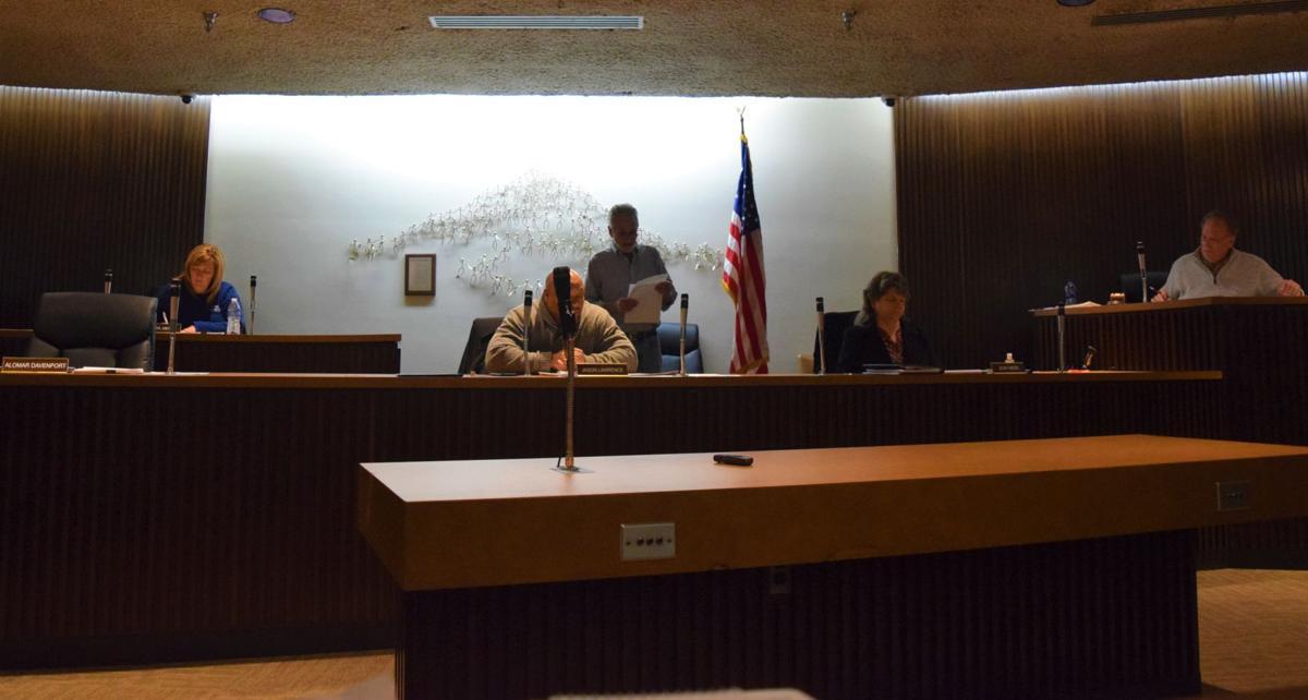 Mansfield City Council budget