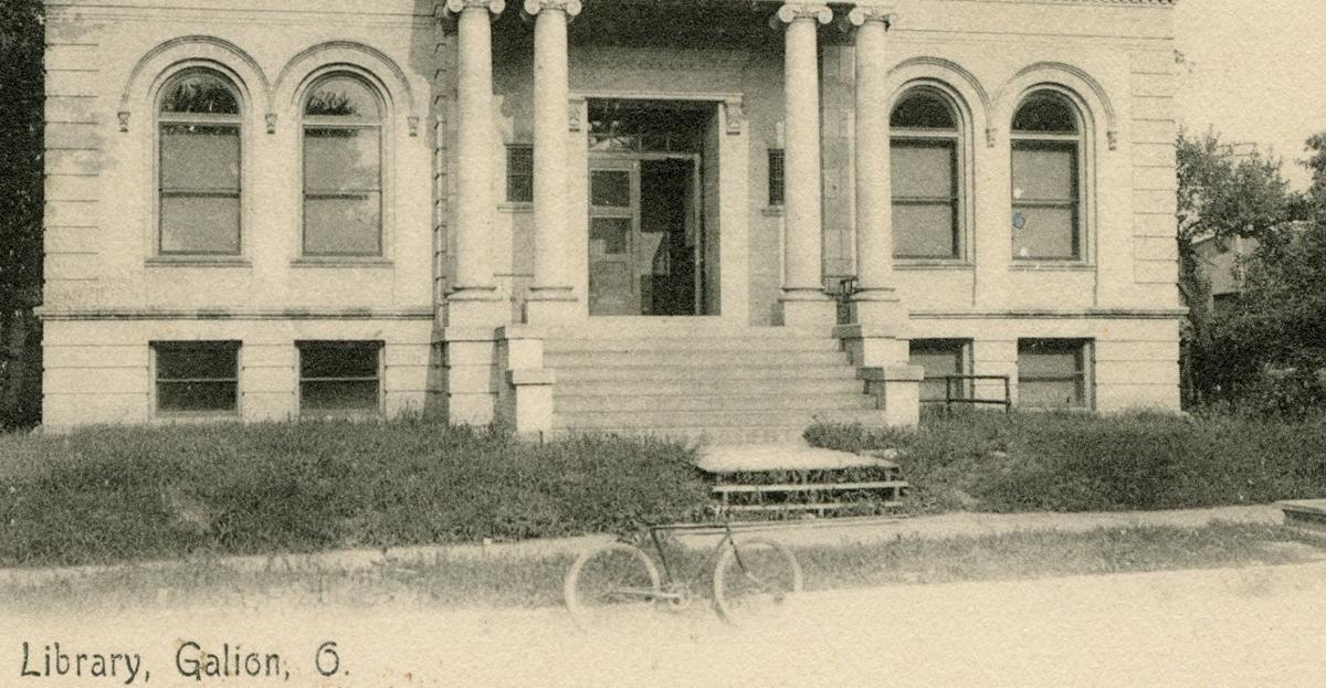 Galion Public Library 1904
