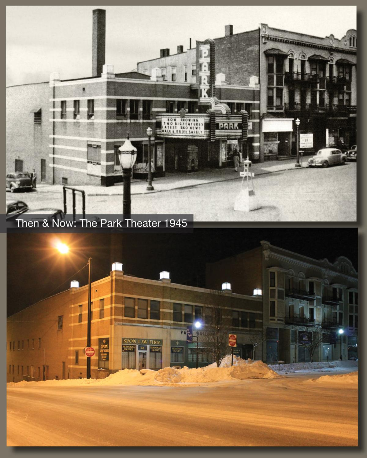 Then & Now: Park Theater