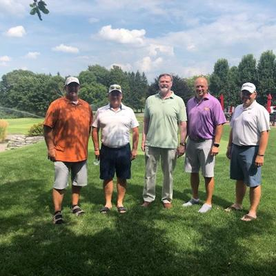 Schoonover Industries wins Hospice of North Central Ohio golf outing
