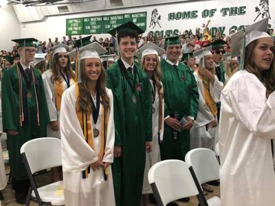 GALLERY: Clear Fork Graduation 2019